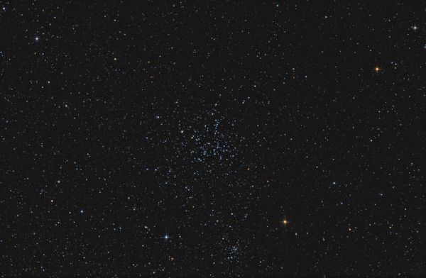 Starfish Cluster - M38 (NGC1912) - астрофотография