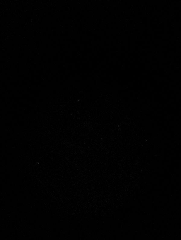 Хи-Аш Персея (NGC 869-884) - астрофотография