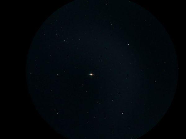 Альбирео - астрофотография