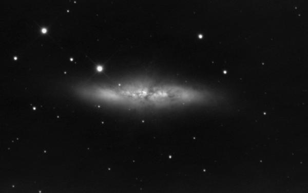 M82 - астрофотография