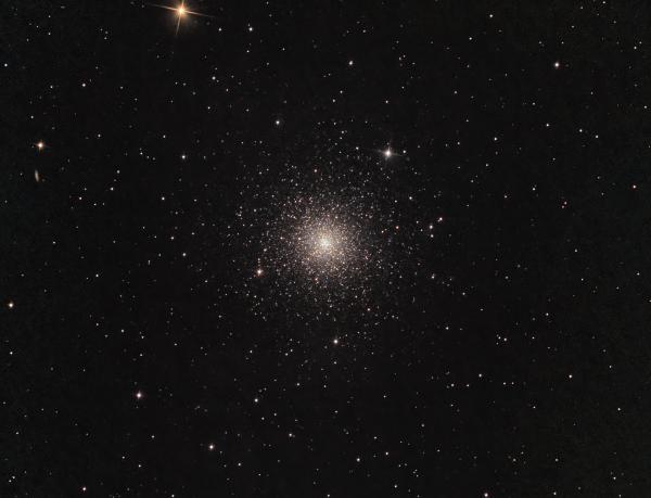 Шаровое скопление М3 - астрофотография
