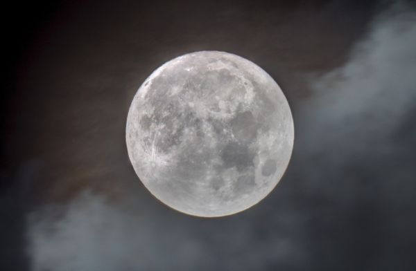 Moon 20-10-2021 - астрофотография