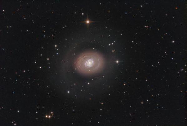 M 94, Глаз Крокодила - астрофотография