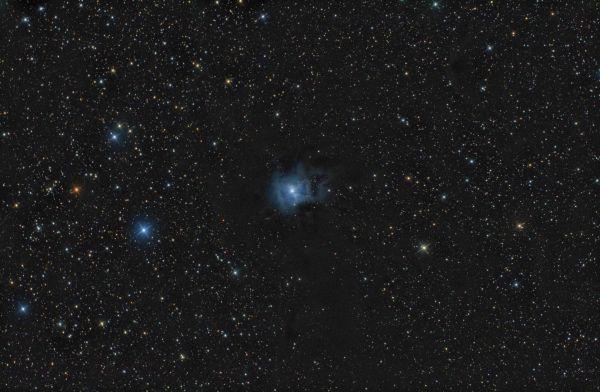 ИРИС С4 - астрофотография