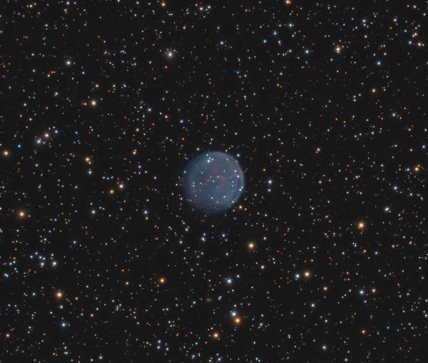 Abell 61 (PK 077.6+14.7) - астрофотография
