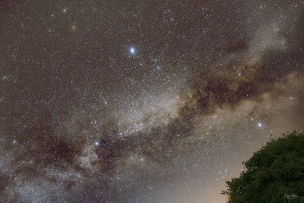 The Milky Way - астрофотография