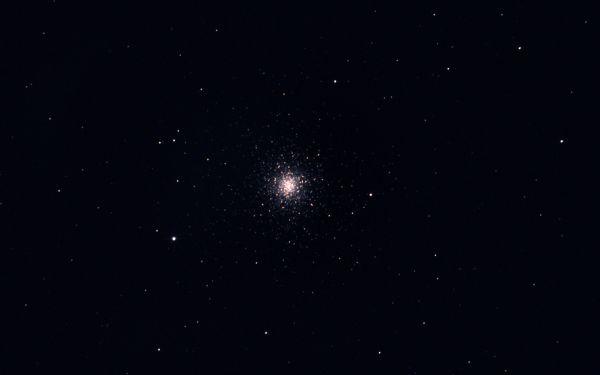 Messier 3 (M3) - астрофотография