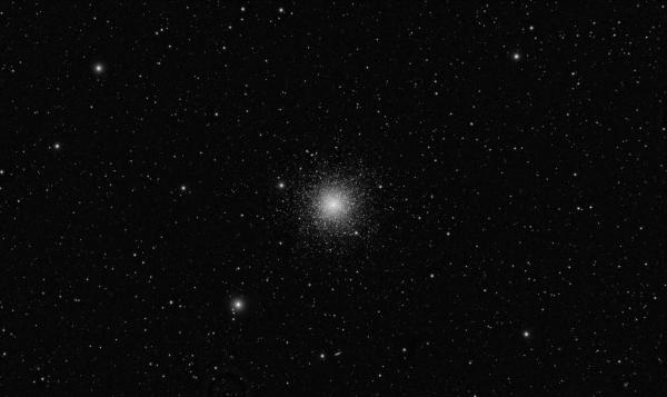 Шаровое звёздное скопление М3 - астрофотография