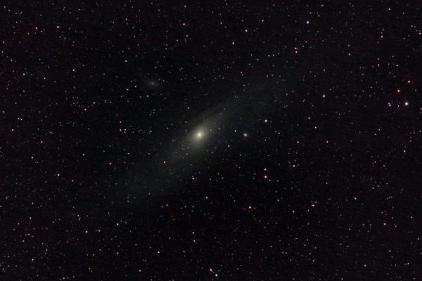 M31 - Andromeda Galaxy ; M110 - астрофотография