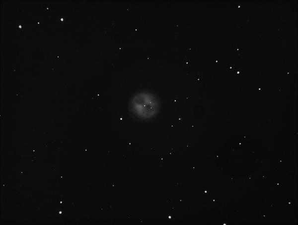 M97 Туманность Сова - астрофотография