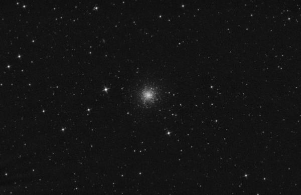 M13 шаровое скопление в Геркулесе - астрофотография