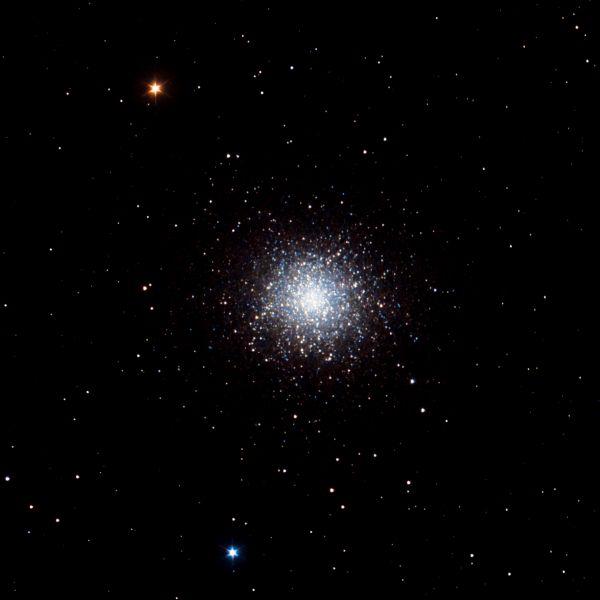 M13 за полчаса - астрофотография