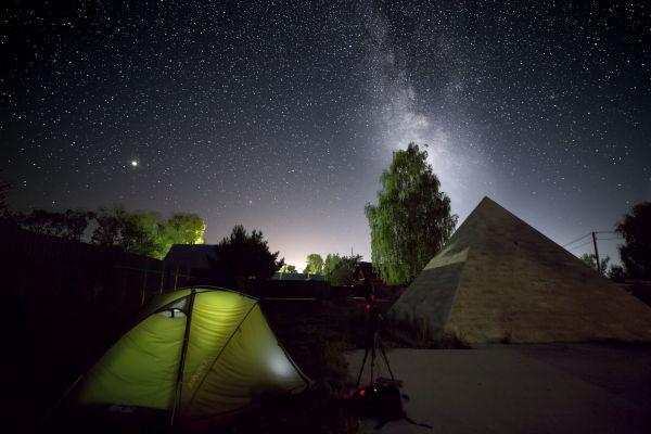- астрофотография
