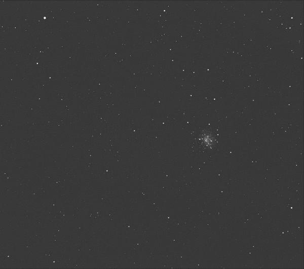 M12 - астрофотография