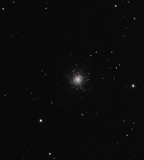 M13 Hercules Cluster - астрофотография