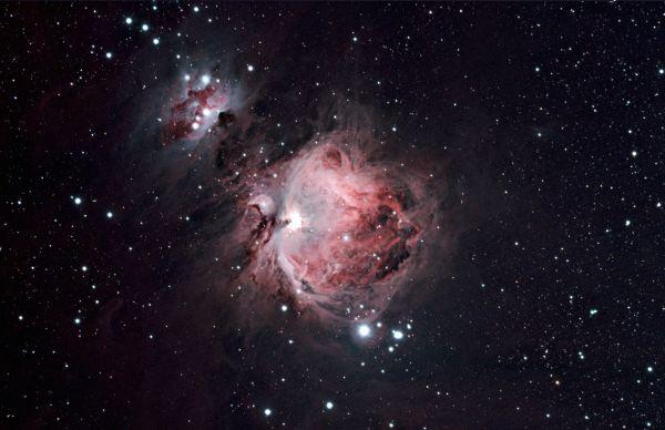 M42 - The Orion Nebula - астрофотография