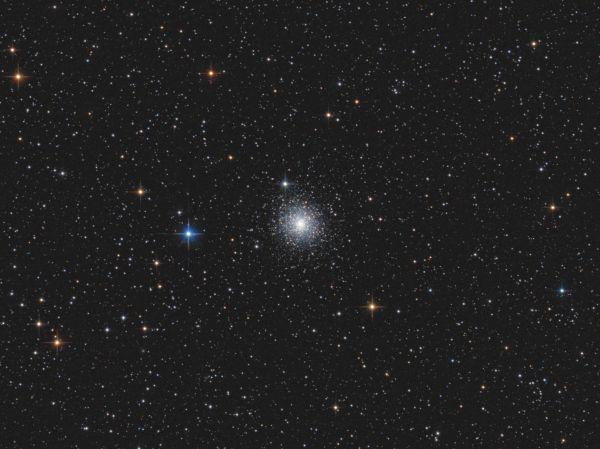 Great Pegasus Cluster - M15 - астрофотография