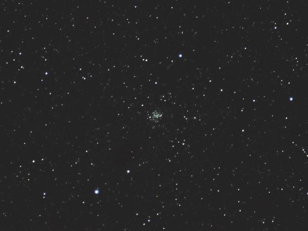 Рассеянное звёздное скопление M67 - астрофотография