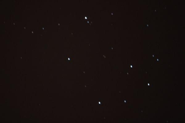М45. Плеяды - астрофотография