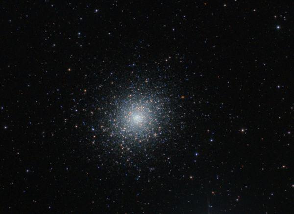 M5 (crop) - астрофотография