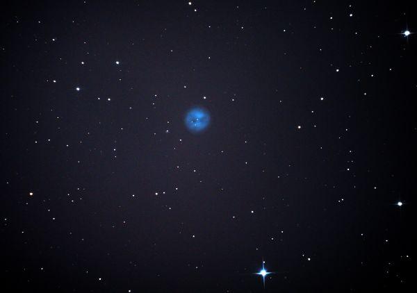 Owl Nebula (M 97) - астрофотография
