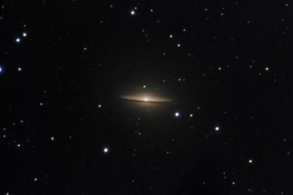 M 104 - астрофотография