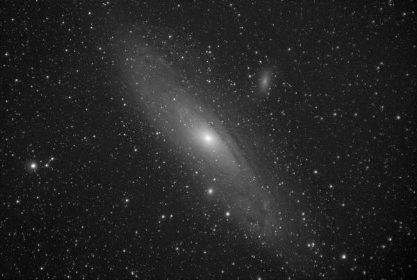 """Галактика """"Туманность Андромеды"""" М31 - астрофотография"""