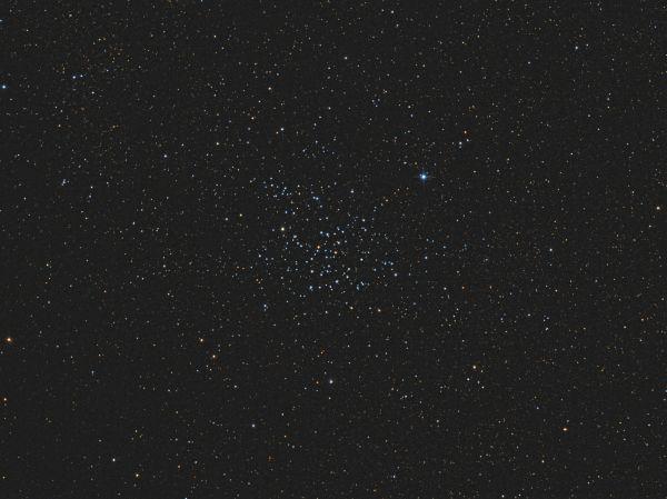 Open cluster M23 - астрофотография