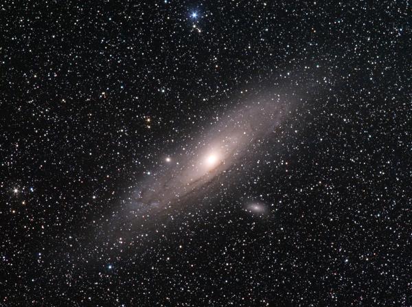 M31 (Галактика Андромеды) - астрофотография