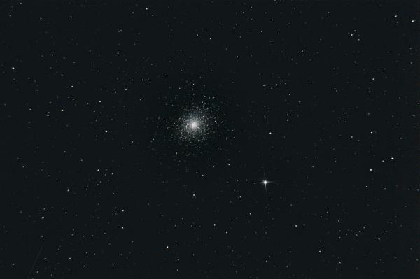 M5 (Rose cluster) - астрофотография