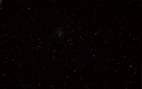 М 67 - астрофотография