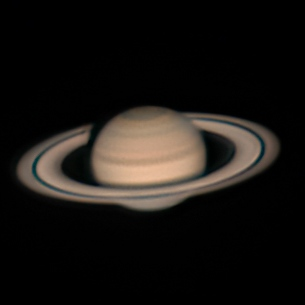 Сатурн 24 сентября - астрофотография