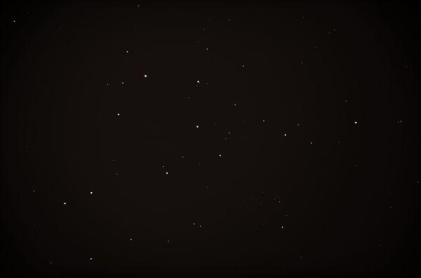 Cr399 (Coathanger) Вешалка - астрофотография