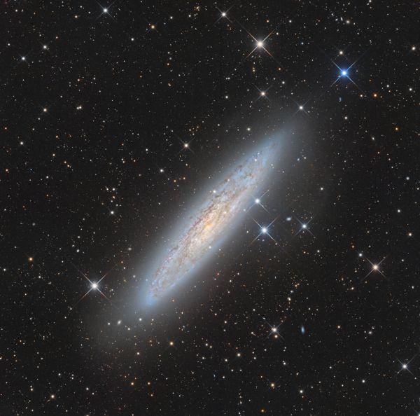 NGC253 - астрофотография