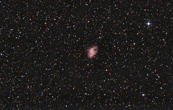 M1 - астрофотография
