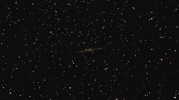 NGC 891 - астрофотография