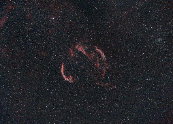 Вуаль - астрофотография