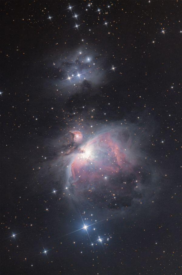 M42 — Туманность Ориона - астрофотография