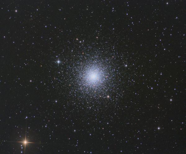 Шаровое звездное скопление M3 (NGC 5272) - астрофотография