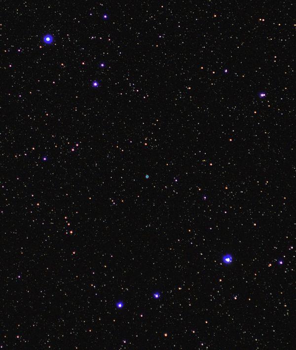 M57 - астрофотография
