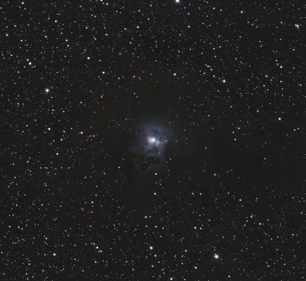 NGC7023 - астрофотография