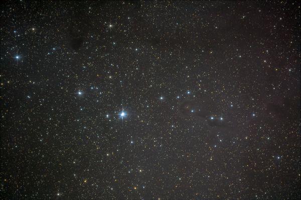 IC1396 Хобот Слона - астрофотография
