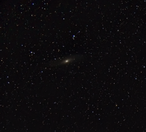 M 31 - Андромеда - астрофотография