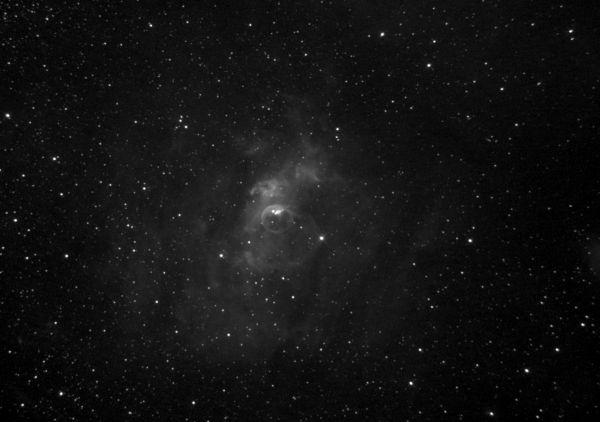 NGC7635 - астрофотография