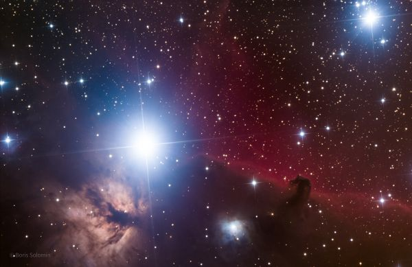 IC434 - астрофотография