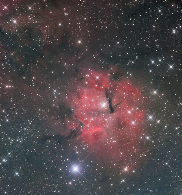 RCW32 - астрофотография