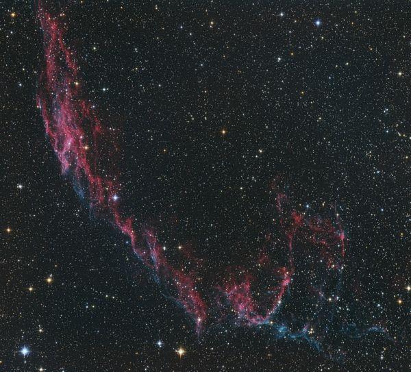 NGC6995 - астрофотография