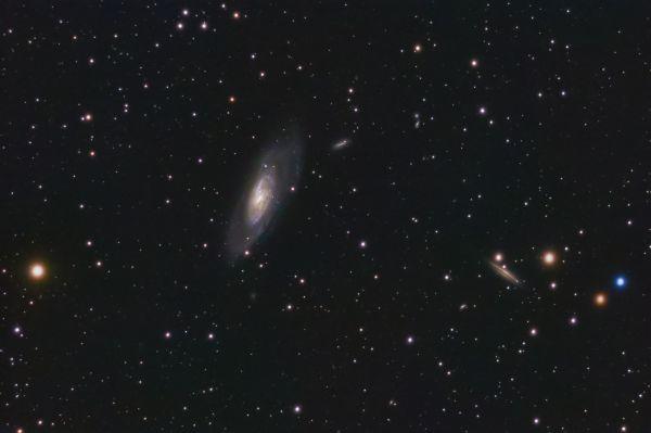 M106 - астрофотография