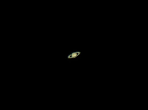 saturne - астрофотография