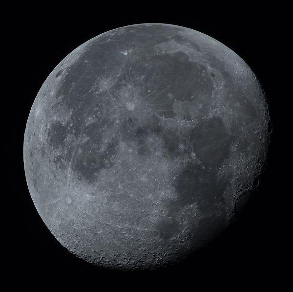 Moon 24-09-2021 - астрофотография